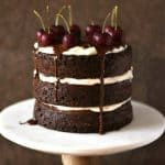 Homemade Black Forest Cake Recipe