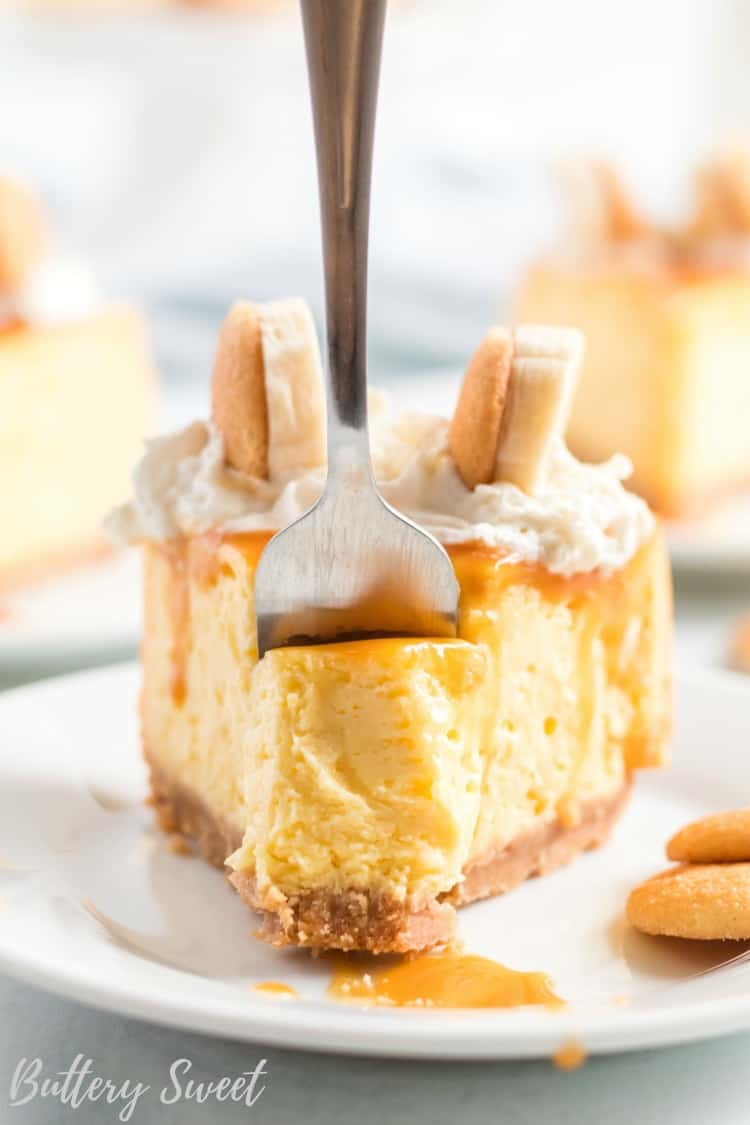 Instant Pot Banana Pudding Cheesecake